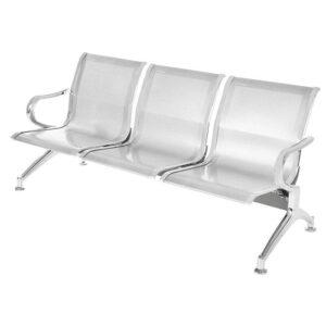 صندلی انتظار سه نفره H153 شفق 300x300 - خانه