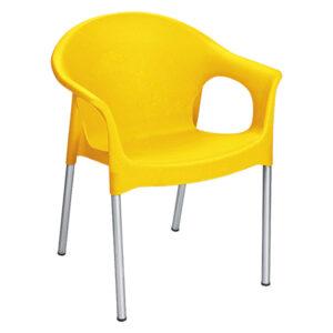 صندلی پایه فلزی دسته دار مدل 990 300x300 - خانه