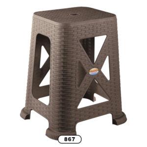 چهارپایه حصیری بلند مدل 867 300x300 - خانه
