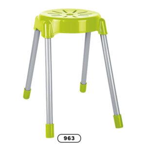 چهارپایه پایه فلزی متوسط مدل 963 300x300 - خانه